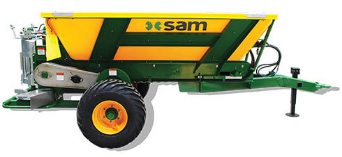 4 tonne combo spreader - images 1